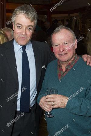 Robert Portal (Paul) and Ian Talbot