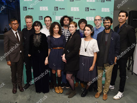 Editorial photo of 'Under the Shadow' film screening at MOMA's 'New Directors New Films' opening night, New York, America - 16 Mar 2016
