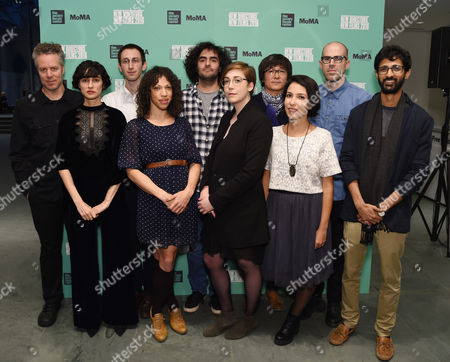 Editorial picture of 'Under the Shadow' film screening at MOMA's 'New Directors New Films' opening night, New York, America - 16 Mar 2016