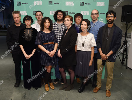 Editorial image of 'Under the Shadow' film screening at MOMA's 'New Directors New Films' opening night, New York, America - 16 Mar 2016