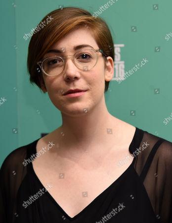 Anna Rose Holmer