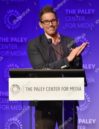 Editorial image of 'The Big Bang Theory' TV series screening, Inside, PaleyFest 2016, Los Angeles, America - 16 Mar 2016