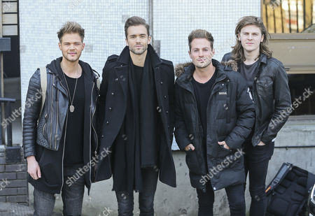 Lawson - Andy Brown, Ryan Fletcher, Joel Peat and Adam Pitts