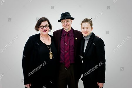 Marion Peck, Mark Ryden and Magda Danysz