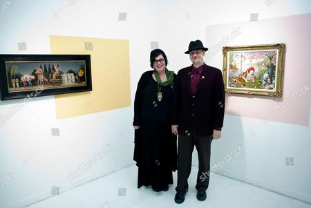 Marion Peck and Mark Ryden