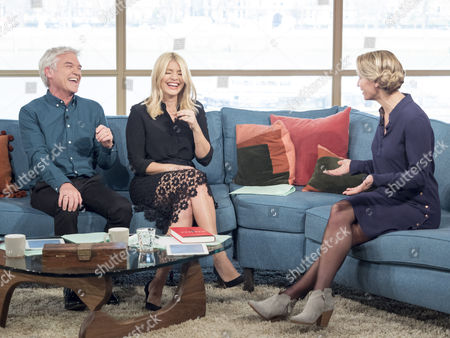 Holly Willoughby and Phillip Schofield with