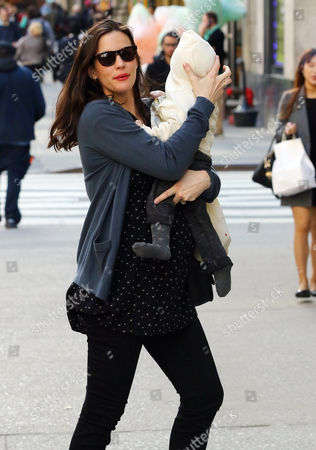 Editorial photo of Liv Tyler out and about, New York, America - 17 Mar 2016
