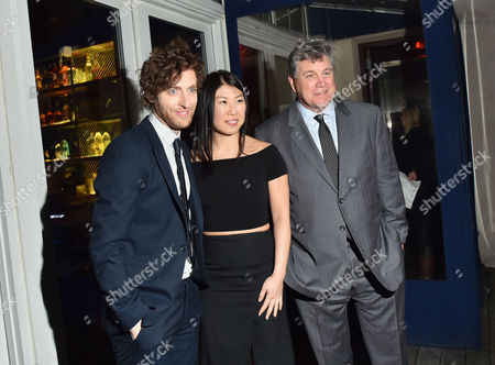 Thomas Middleditch, Joyce Chang, Tom Bernard