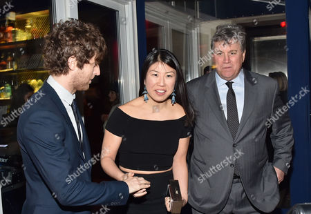 Editorial image of 'The Bronze' film screening, After Party, New York, America - 17 Mar 2016