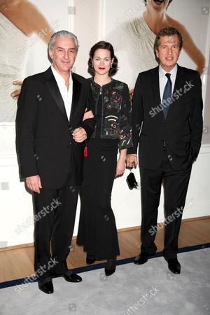 Patrick Kinmonth, Jasmine Guinness and Mario Testino
