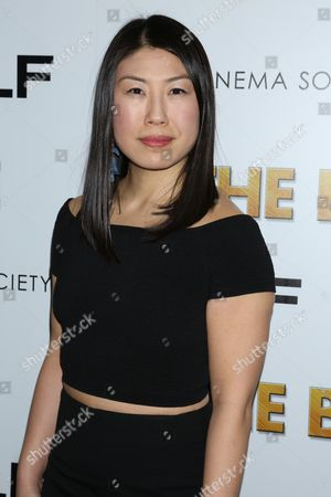 Stock Photo of Joyce Chang, Self Magazine's Editor-in-Chief