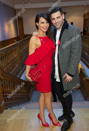 Lizzie Cundy and Jay Camilleri