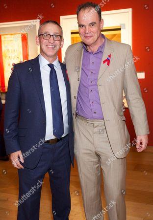 Ian Green and Jake Arnott