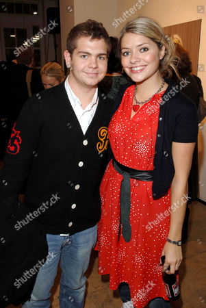 Jack Osbourne and Holly Willoughby