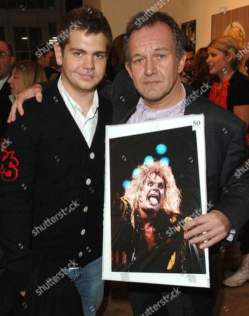 Jack Osbourne and Brian Rasic
