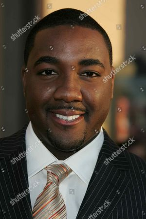 Stock Image of George Huff