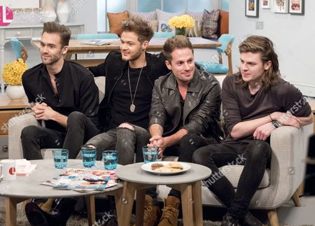 Lawson - Ryan Fletcher, Andy Brown, Joel Peat, Adam Pitts
