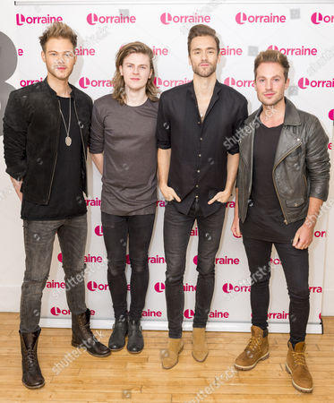 Lawson - Andy Brown, Adam Pitts, Ryan Fletcher, Joel Peat