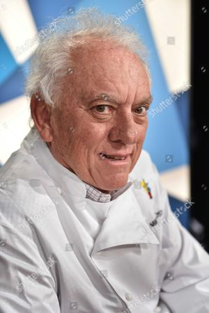 Stock Image of Michel Rostang