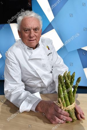 Stock Picture of Michel Rostang