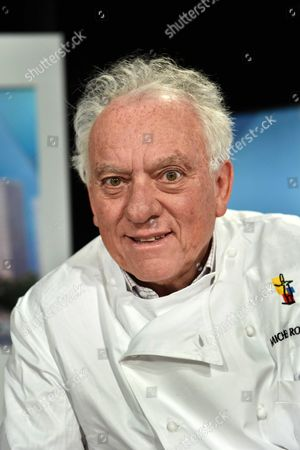 Stock Photo of Michel Rostang