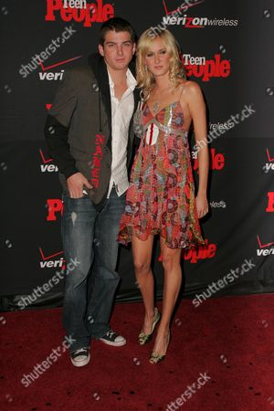 Editorial picture of TEEN PEOPLE'S ARTISTS OF THE YEAR PARTY, HOLLYWOOD, AMERICA - 22 NOV 2005