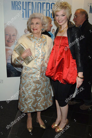 Editorial image of 'MRS HENDERSON PRESENTS' FILM PREMIERE, LONDON, BRITAIN - 23 NOV 2005