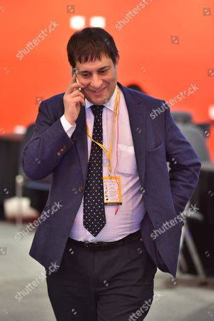 Dr. Evan Harris Mp . Liberal Democrat Spring Conference At The Liverpool Arena Liverpool Merseyside. -.