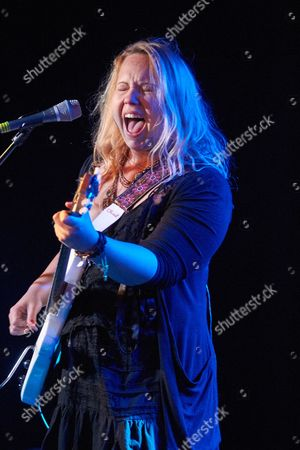 Editorial picture of Chantel McGregorin concert, The Talking Heads, Southampton, Britain - 17 Mar 2016