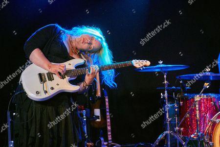 Editorial photo of Chantel McGregorin concert, The Talking Heads, Southampton, Britain - 17 Mar 2016