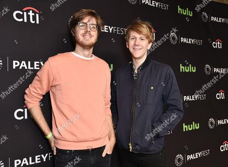 Tom Ward and Josh Thomas