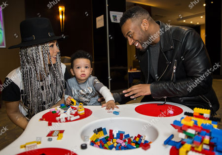Aimee Jade Azari, Omre Williams and Oritse Williams