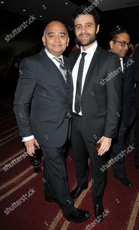 Bhasker Patel and Rez Kempton