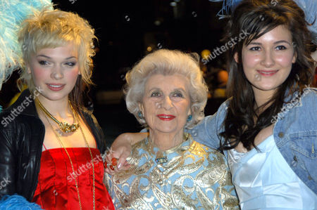 Anna Brewster, Doris Barry and Sarah Solomani