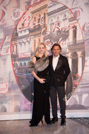 Stock Photo of Otto Kern and Naomi Valeska Kern