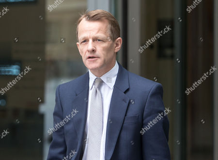 David Laws leaves the BBC studios after appearing on the Andrew Marr show.He has just written a new book called 'Coalition'.He thanked Nick Clegg for 'access to his private papers and records'.