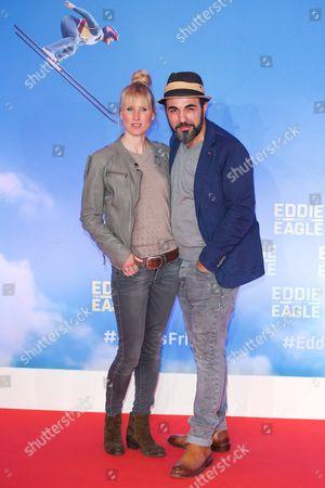 Adnan Maral and Franziska Maral