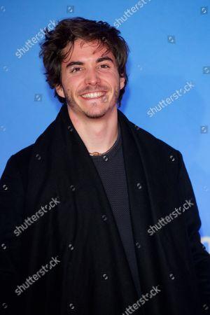 Stock Photo of Francois Goeske