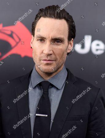Editorial picture of 'Batman v Superman: Dawn of Justice' film premiere, New York, America - 20 Mar 2016