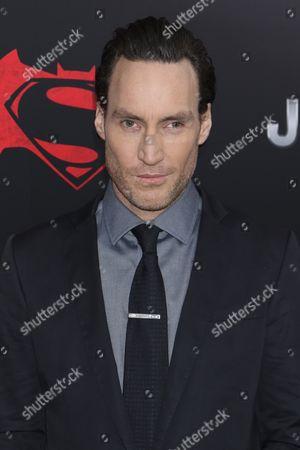 Editorial image of 'Batman v Superman: Dawn of Justice' film premiere, New York, America - 20 Mar 2016