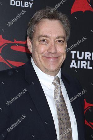 Stock Photo of Dan Jurgens