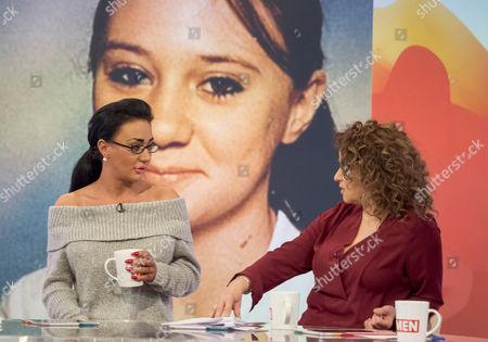 Josie Cunningham, Nadia Sawalha