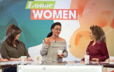 Coleen Nolan, Josie Cunningham, Nadia Sawalha
