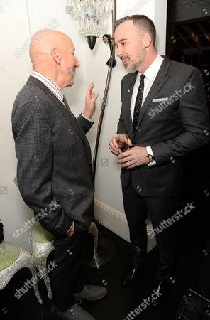 Stephen Jones and David Furnish
