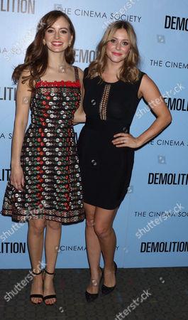 Ahna O'Reilly and Julianna Guill