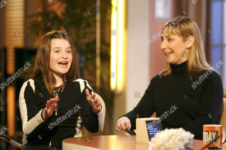 Stock Picture of Emma Bolger and Pauline McLynn