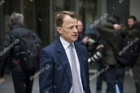 David Laws leaves BBC Broadcasting House