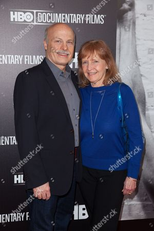 Michael Gross with guest
