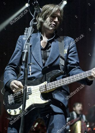 Stock Image of Del Amitri - Justin Currie, Ashley Soan
