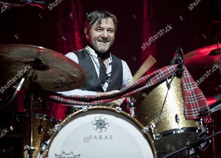 Editorial image of Del Amitri in concert, The SSE Hydro, Glasgow, Scotland, Britain - 24 Jan 2014